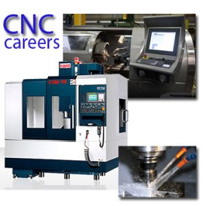 CNC Machining Careers